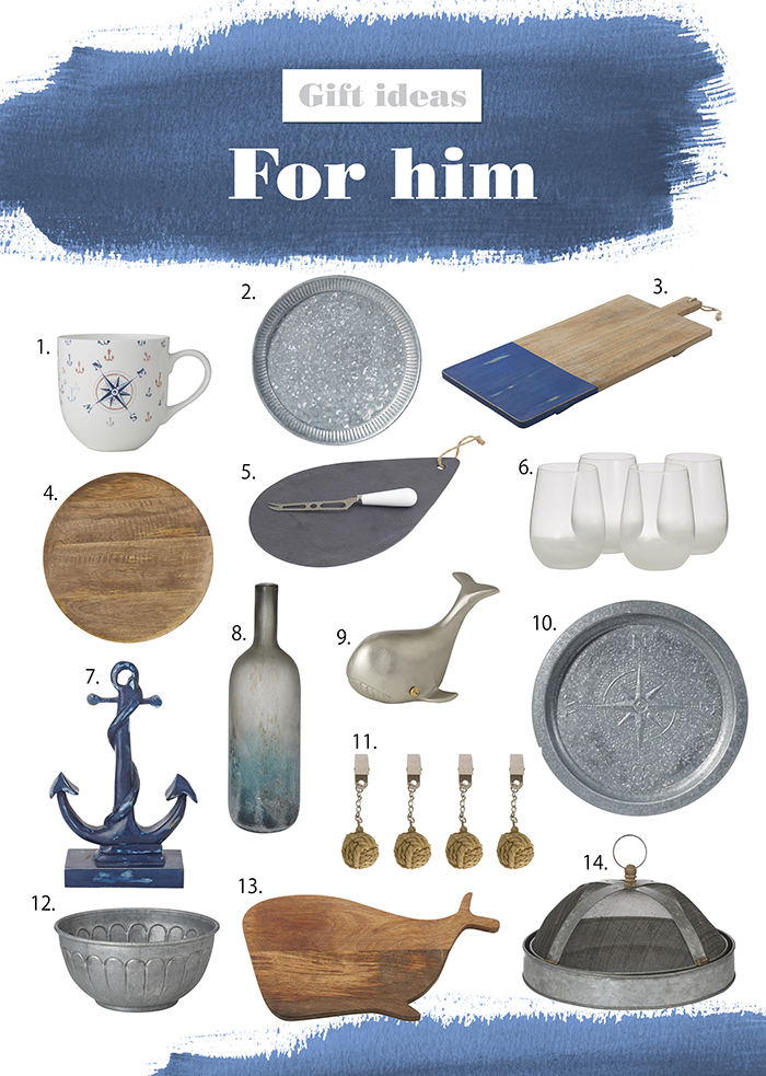 Tara Dennis - Gift Guide for him